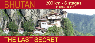 Bhutan 200 km 6 Stages The last secret